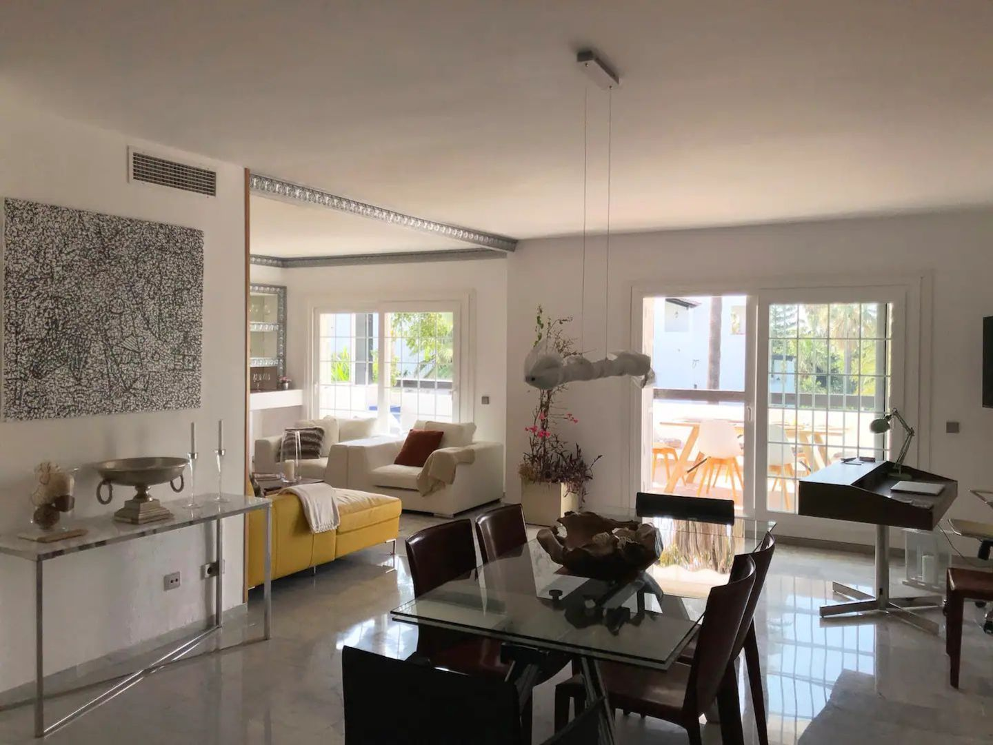 Apartment for rent in Puente Romano Fase II